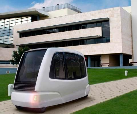 Smart, green and integrated transport.
