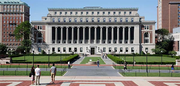Columbia University in the City of New York (CU - US)